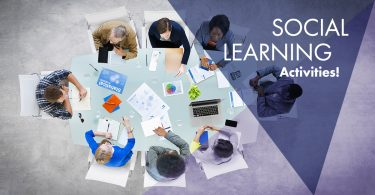 6 Unconventional Social Learning Activities For Corporate eLearning - eFrontPro Blog