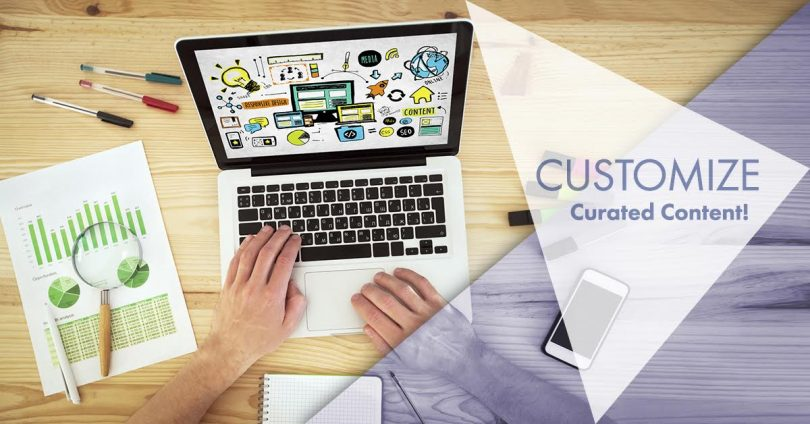 8 Tips To Customize Curated Content For eLearning - eFrontPro Blog