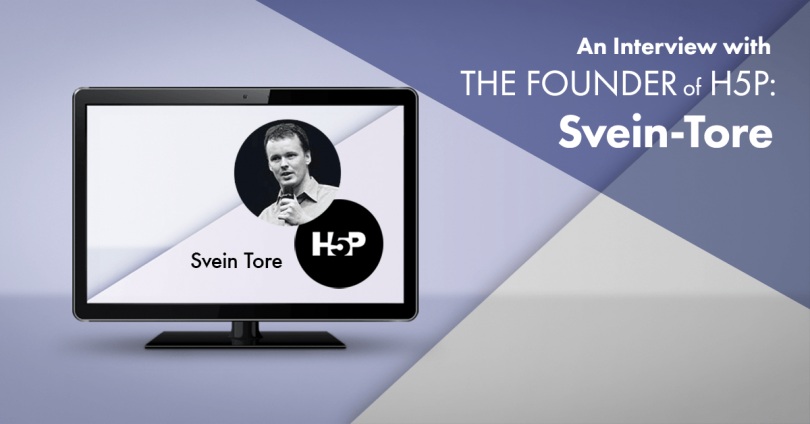 Interview with the CEO of H5P, Svein-Tore With - eFront Blog