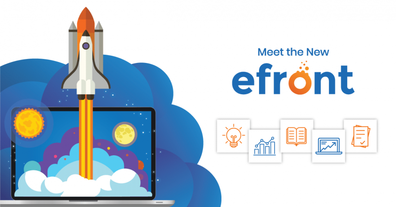 Out with the old, in with the new: Meet 2018's all new eFront - eFront Blog
