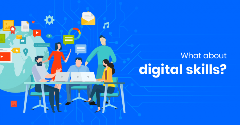 Why you should train your employees in digital skills now - eFront Blog