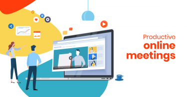 How to hold productive online meetings | eFront