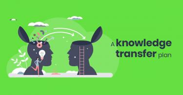 knowledge transfer plan